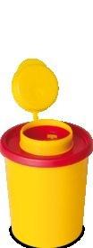Multi-Safe quick 500 Entsorgungsbox 0,5 Liter