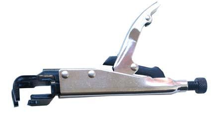 Spezial-Gripzange mit Schnelllöser, Länge 210 mm