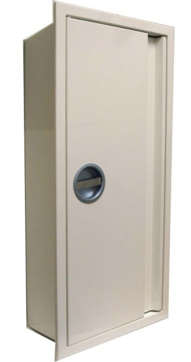 Wandeinbauschrank (Unterputzschrank) bis zu 6 kg/Liter