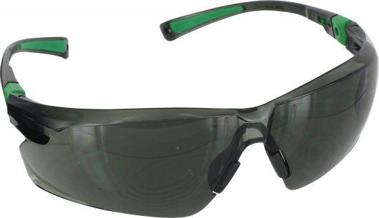 Schutzbrille , grau Anti-Kratz-Beschichtung Plus