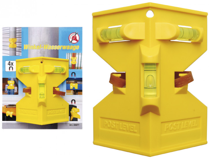 Pfosten-Winkel-Wasserwaage