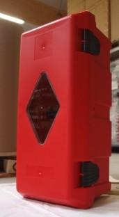 Schutzbox für bis zu 6 kg/Liter Feuerlöscher ROCK BOX
