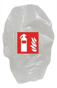 Gitterschutzhaube passend für 50 kg Auflade-Feuerlöscher