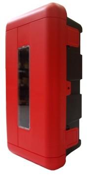 Schutzbox für bis zu 6 kg/Liter Feuerlöscher SPEED BOX 6