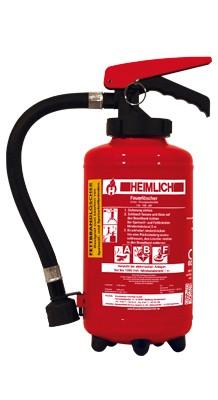 Fettbrandlöscher HEIMLICH® F 3 H-3 3 Liter 4LE