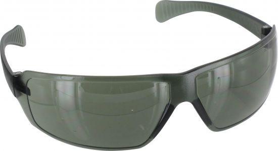 Schutzbrille, grau leicht und handlich