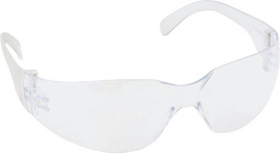 Schutzbrille, klar aus Polycarbonat