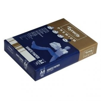 Kopierpapier Lyreco  Premium A4 weiß, 80G 2500 Blatt