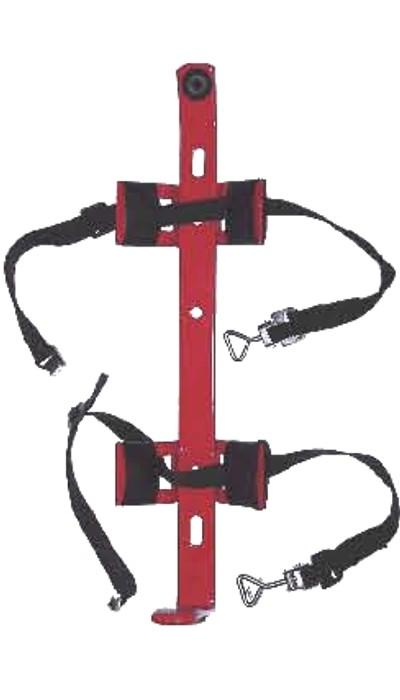 Feuerlöscher-KFZ-Halter für 6 kg Geräte bis 160 mm Ø