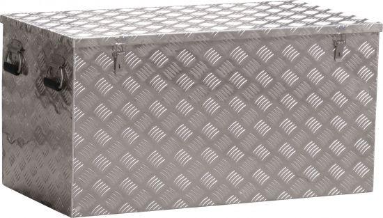 Werkzeugkiste Aluminium 1022 x 525 x 520 mm (250 l)