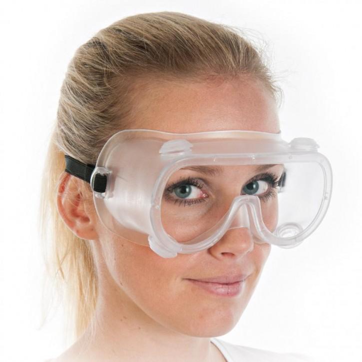 Vollsichtschutzbrille COMFORT 10 Stück