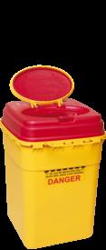 Multi-Safe euroMatic 4000 Entsorgungsbox 4L