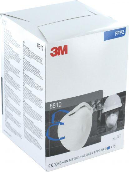Feinstaubmaske FFP2 SB-Box, 5 Stück