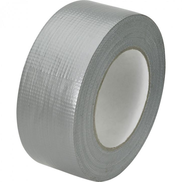 Gewebeband grau 50mm x 50 Meter 24 Rollen