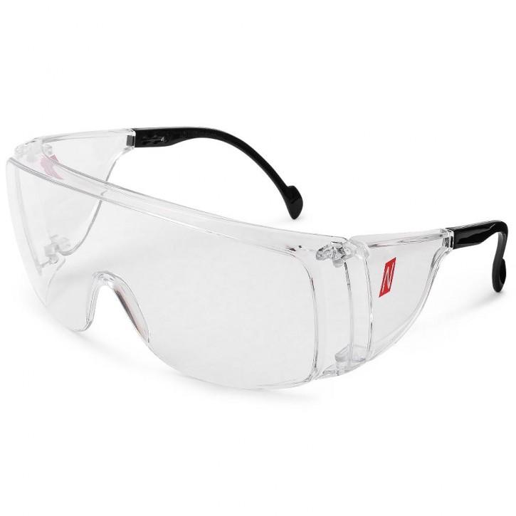 Schutzbrille NITRAS VISION PROTECT OTG 12 Stück