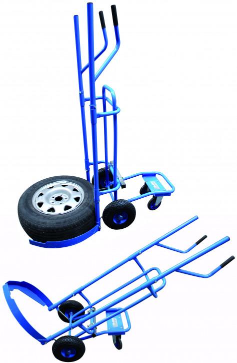 Reifen‐Transportwagen, 200 kg