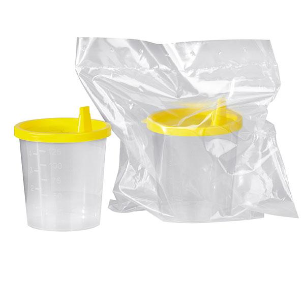 Urinbecher Steril 125 ml
