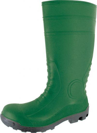 Gummistiefel Anton grün S5 Schafthöhe: 38 cm