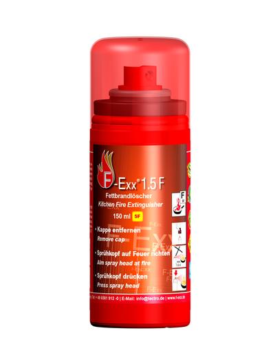 F-Exx 1.5 F Der kleine Fettbrandlöscher