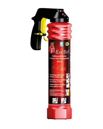F-Exx 8.0 F Der große Fettbrandlöscher