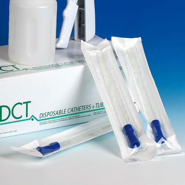 Absaugkatheter DCT Grosslumen CH 26 25 Stück