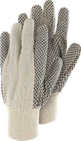 Baumwoll-Handschuh Garten Gr. 10