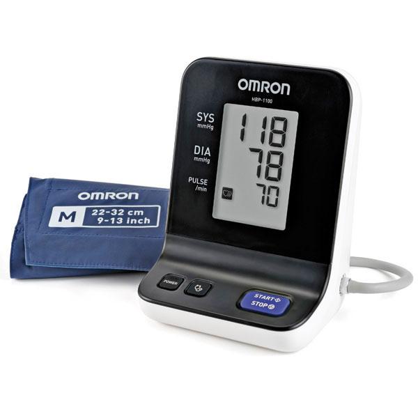 Omron HBP-1100 Oberarm-Blutdruckmessgerät