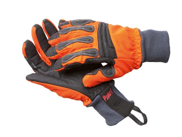 HERO Hitzebeständiger THL-Handschuh mit bakteriendichter PU-Membrane gemäß EN 388:2003