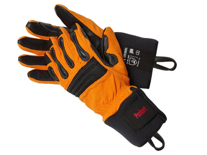 HERO BASIC Hitzebeständiger THL-Handschuh mit bakteriendichter PU-Membrane gemäß EN 388:2003