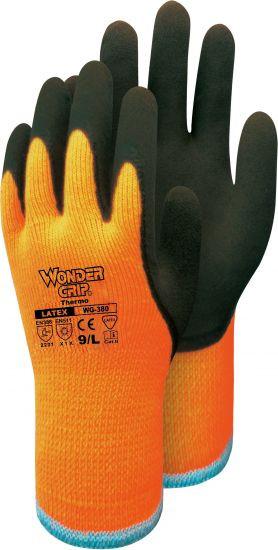 "Winter-Handschuh  WG380 ""Thermo"" orange"