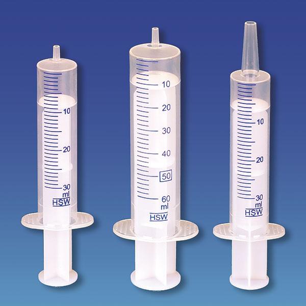 Einmalspritzen HSW NORM-JECT® 2-teilige 50/60 ml 50 Stück