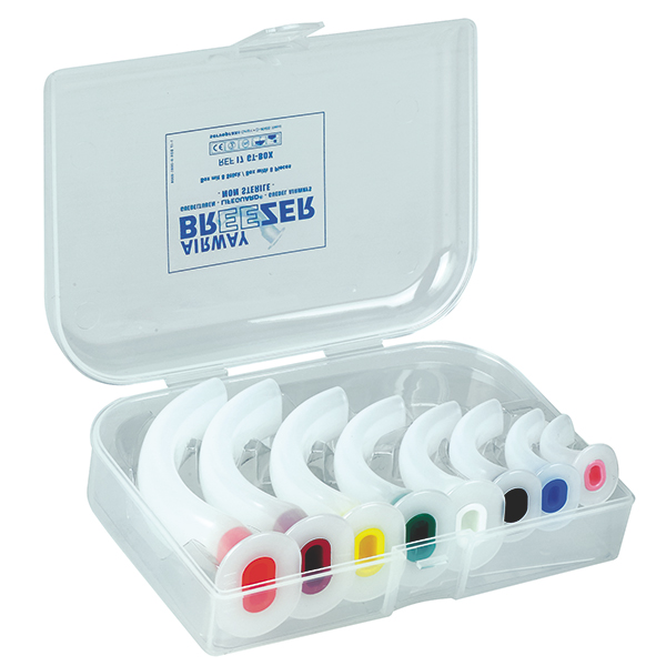 Guedeltuben - Set, farbcodiert, mit Box