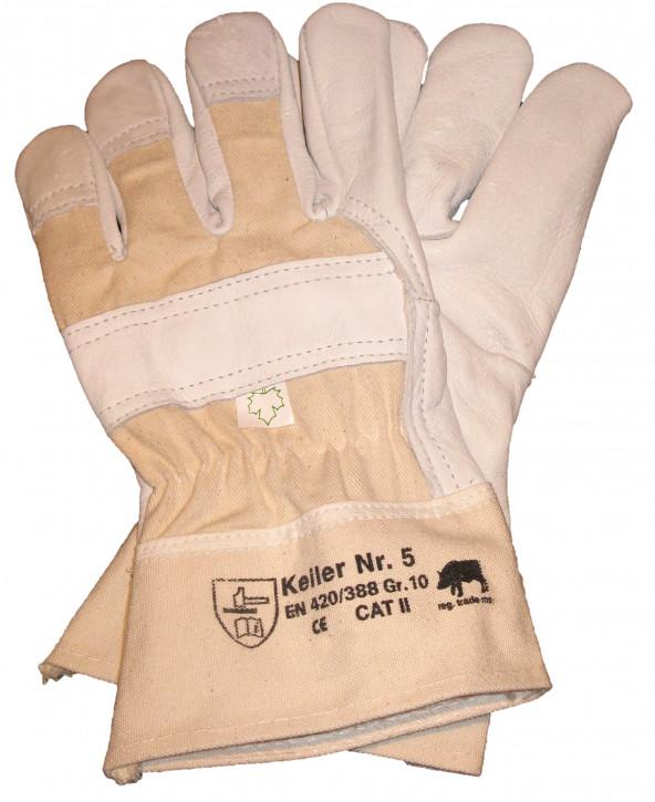 Lederhandschuhe Keiler Nr. 5