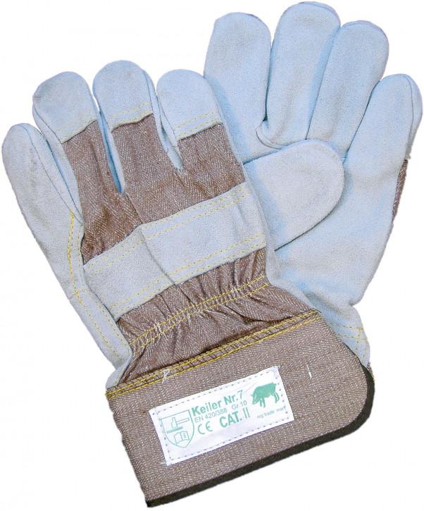 Lederhandschuhe Keiler Nr. 7 Gr.10