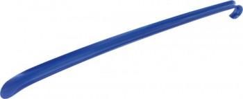 Schuhlöffel barth, Kunststoff, 50 cm, blau