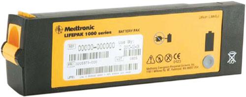LIFEPAK 1000 Batterie (nicht wiederaufladbar)
