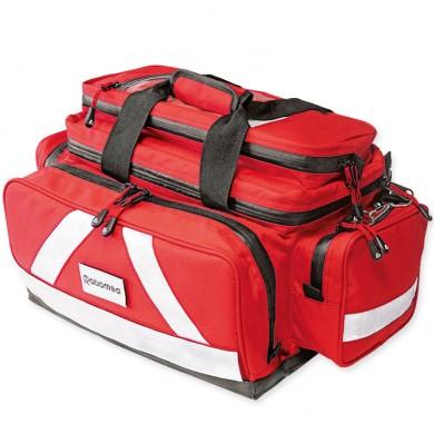 Notfalltasche ''WasserStopp'' ratiomed groß, rot, leer