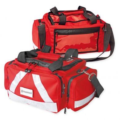 Notfalltasche ''WasserStopp'' ratiomed klein, rot, leer