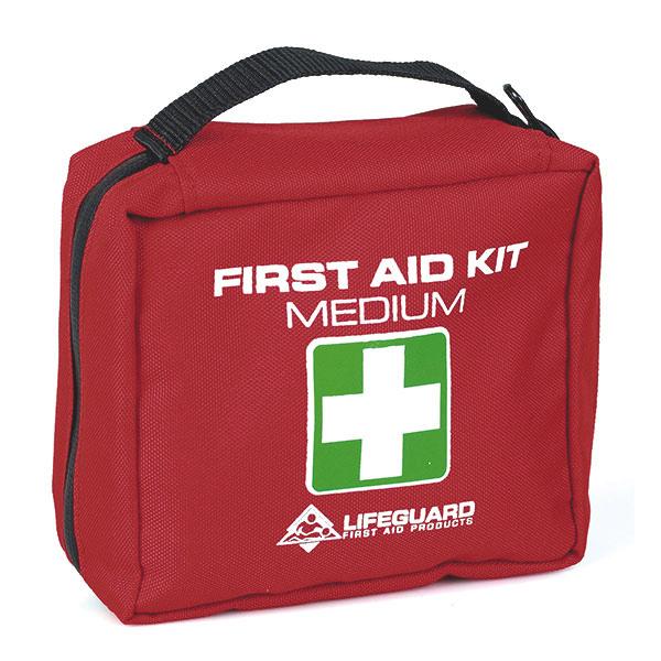 First Aid Kit Medium Tasche, leer
