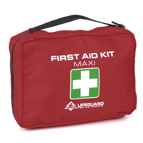 First Aid Kit Maxi Tasche, leer