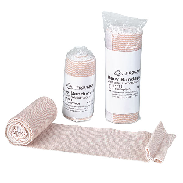 Easy Bandage 10 cm x 4,5 m (elastisch)