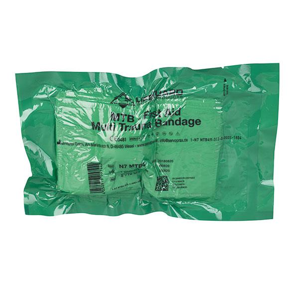 Multi Trauma Bandage 10 cm x 4,5 m (elastisch)