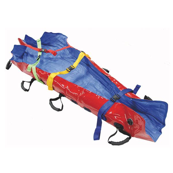 Vakuummatratze VACQ-BLUE II Set inkl. Tasche und Pumpe