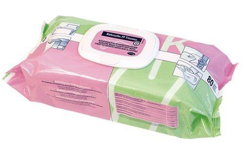 Kohrsolin FF Tissues Desinfektionstücher 80 Tücher