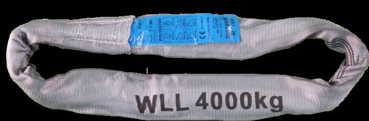 Rundschlinge Doppelmantel RS/40 4000 kg