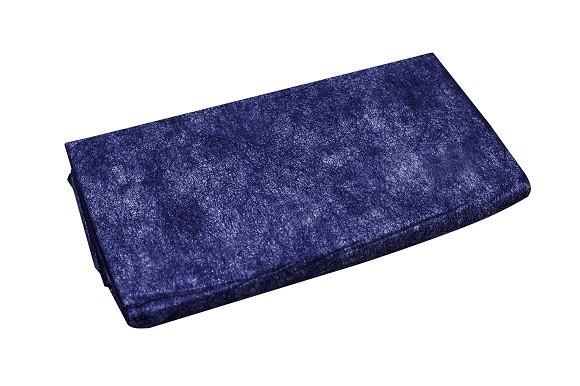 Einmaldecke blau 190g 1.90 x 1.10 m
