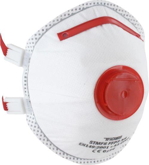 Atemschutzmaske Komfort - Feinstaubmaske FFP3 1 Stück