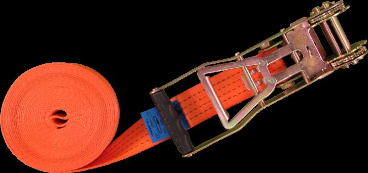UR359 Umreifungsgurt mit Langarmratsche LC 5000 daN