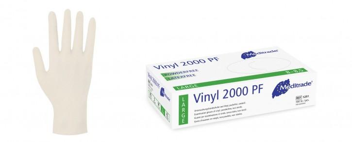 Vinylhandschuhe 2000 PF 100 Stück