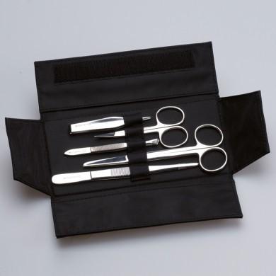 Instrumententasche, gefüllt